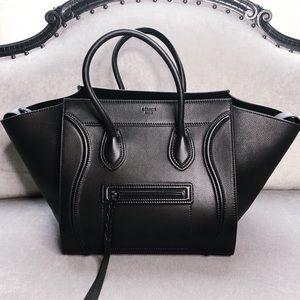 Céline   Celine Medium Phantom Luggage Tote Bag d7d4e7918a